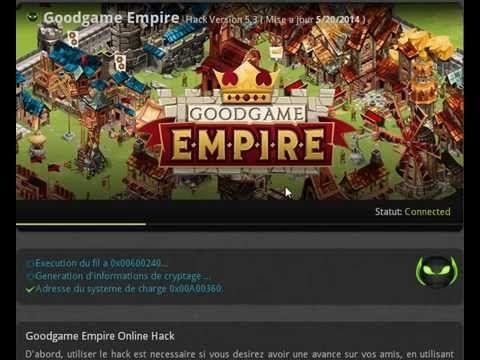 Goodgame Empire Triche