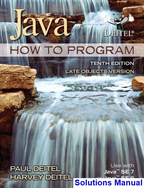 50 best solutions manual download images on pinterest manual java how to program late objects 10th edition deitel solutions manual test bank solutions fandeluxe Gallery