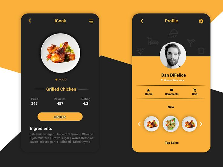 Food booking