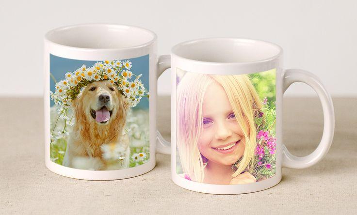 Njut av favoritfotot varje morgon med en #fotomugg! http://www.onskefoto.se/produkter/fotomugg