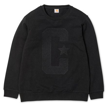 Carhartt WIP W' Kara Sweatshirt http://shop.carhartt-wip.com:80/de/women/sale/sweats/I020037/w-kara-sweatshirt