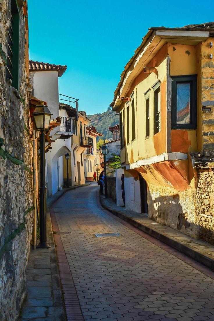 GREECE CHANNEL | Walking the old road. #Kavala by Christos Kremantzis on 500px http://www.greece-channel.com/
