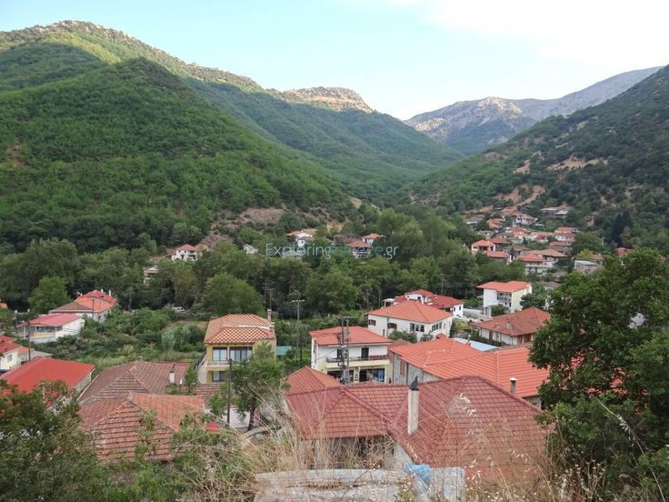 χωριό Κέρτεζη