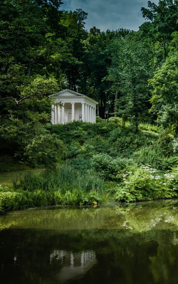 Royal  Baths, Warsaw, Poland