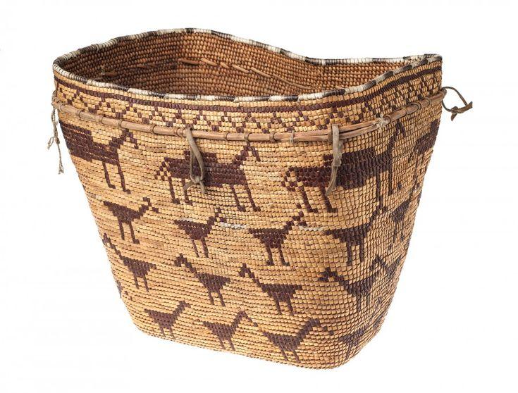 Tsilhqot'in basket
