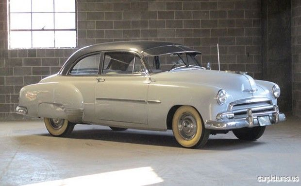 23 best images about 39 52 chevy on pinterest sedans for 1952 chevrolet styleline deluxe 2 door sedan