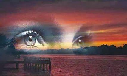 """""""Fark etmez ki gözlerinin rengi. İster denizi hatırlatsın.İster geceyi. Bir sevgi dolu bakmayı bilmeli insanın gözleri. Bir de hep gülmeli göz bebekleri…"""" — #ElifŞafak"""