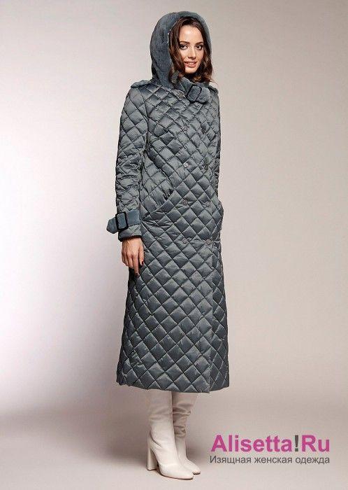 8aa7089e9da Buy online emerald real down insulated winter coat NAUMI made by Russian  designer