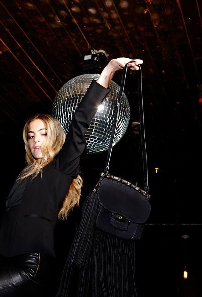 Gucci Nouveau Fringe Bag - 구찌 프린지 백
