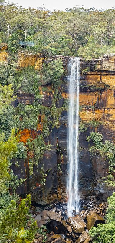 Fitzroy Falls, Morton National Park,Southern Highlands, New South Wales, Australia