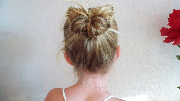 how to make butterfly hairstyle video