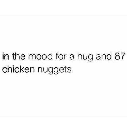 31 Hilarious Chicken Nugget Memes & Quotes!