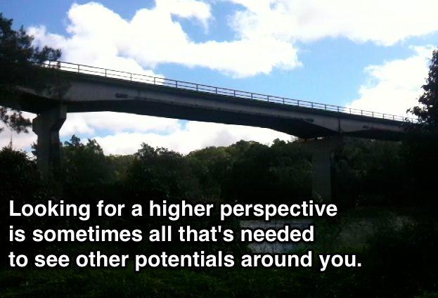 Higher perspective
