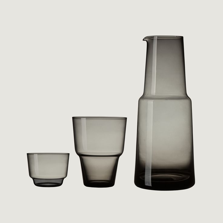 Talk - our new glass serie from Duka Kitchen Life