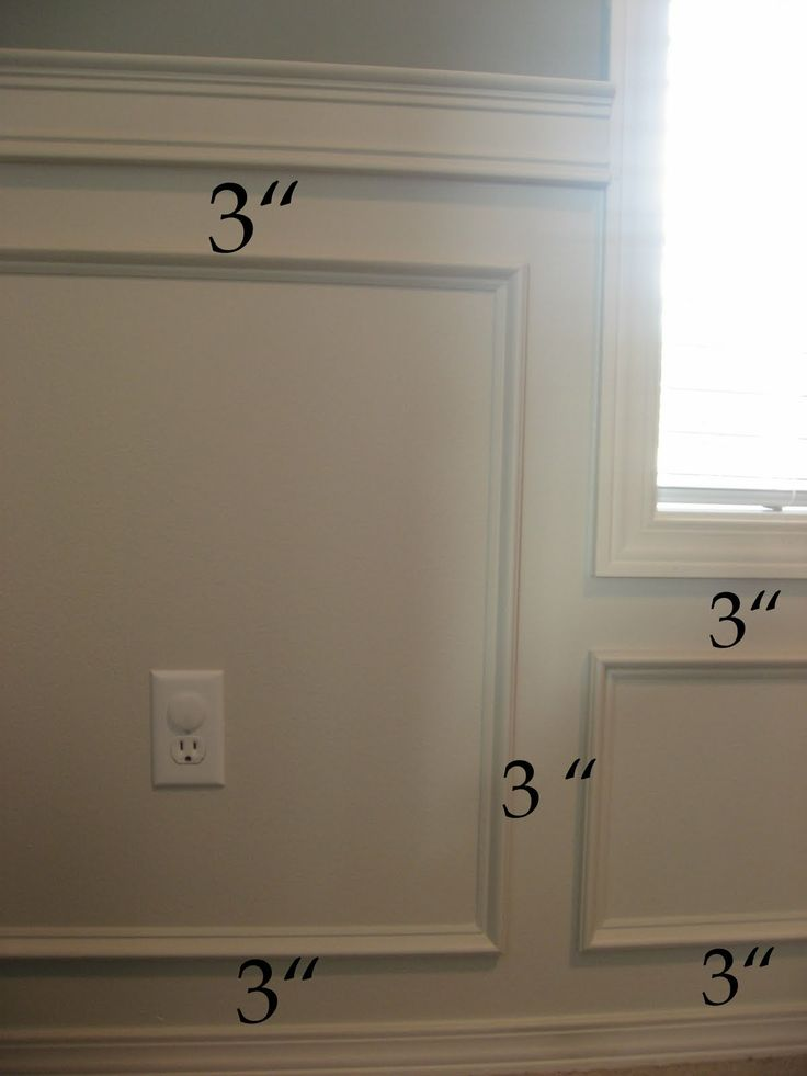 006 Jpg Image Dining Room Pinterest Moldings Wainscoting And Walls