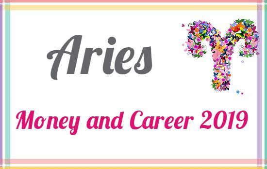 Horoscope Forecast 2019 Monthly Horoscope 2019 Aries Career And