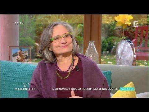 """Isabelle Filliozat - Que faire quand Il dit """"non"""" sur tous les tons ? - La Maison Des Maternelles - YouTube"""
