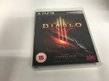 Diablo III Playstation 3 PS3 game