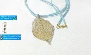 Collar Largo Referencia: c_lar7 Valor: $35.000 Para: Mujer Material: Oro goldfield Cuidados: Evitar el contacto con perfumes.