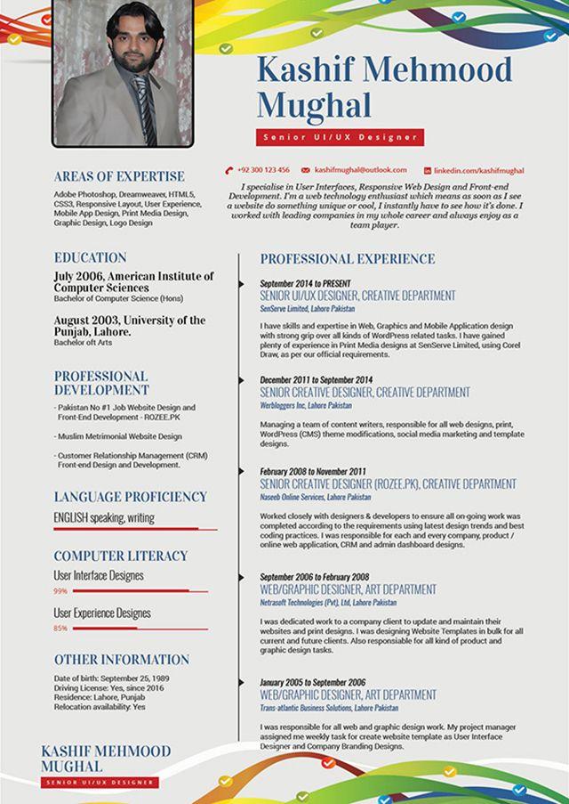 82 best Resume Templates \/ Plantillas images on Pinterest Plants - free resume templates 2014