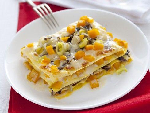 Lasagne con verdure invernali 1