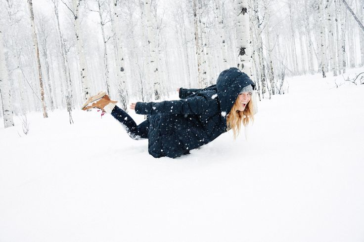 Torah Bright working on her landing technique  #ROXYsnow