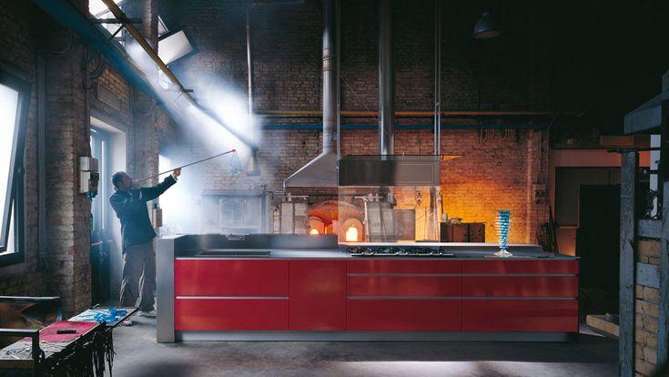Valcucine: sustainable kitchens | Artematica Vitrum, Gabriele Centazzo, 2006 |  #designbest @valcucine |