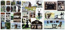 Top Art Exhibition - Painting » NZQA Lauren Chittock St Hilda's Collegiate
