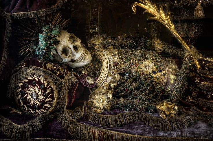 The Catacomb Saints: St. Candidus | by Christian Boss