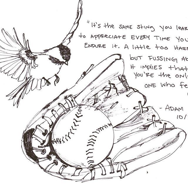 Top 100 baseball quotes photos Last week's yard sale prompts dug up some old memories and fine prose #writersofbrooklyn #creativewriting #baseballquotes #memorywriting #objectwriting #generativeworkshops See more http://wumann.com/top-100-baseball-quotes-photos/