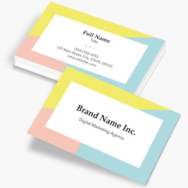 Business Cards Same Day Staples Cards Business Cards Digital Marketing Agency