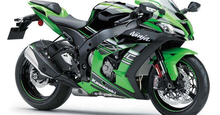 Kawasaki faz estreia mundial de nova geração da Ninja ZX-10R no Brasil