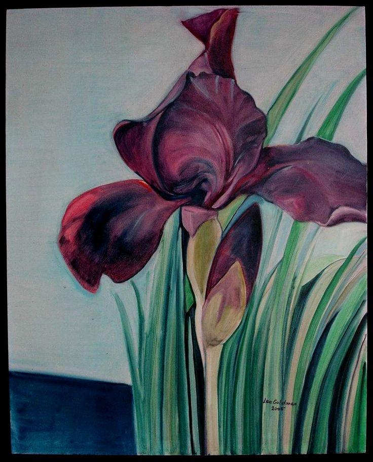Lea Golman's Art Studio