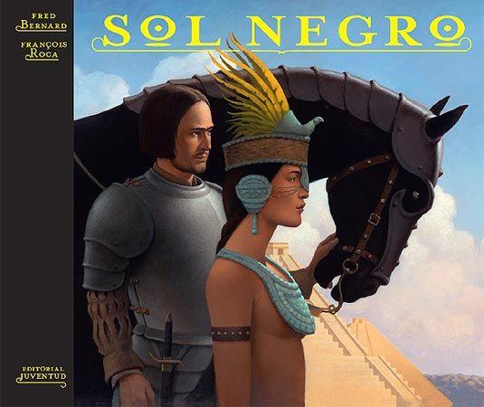 SOL NEGROacias al relato de una abuela a su nieta, buceamos en el corazón de América en el momento de la conquista española (alrededor de 1520). Y finalmente a la conquista de un país y a la derrota del pueblo azteca. Asistimos a la llegada de los españoles a la ciudad de Tenochtitlan, donde fueron recibidos como dioses. Un pasado que sirve de telón de fondo de una trágica historia de amor entre Don Ignacio y la joven Siyah Ka'h, la bella azteca que se convirtió en su esposa.