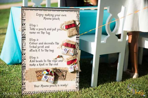 Theme Moana Occasion Kid S Birthday Party Suitable Venue