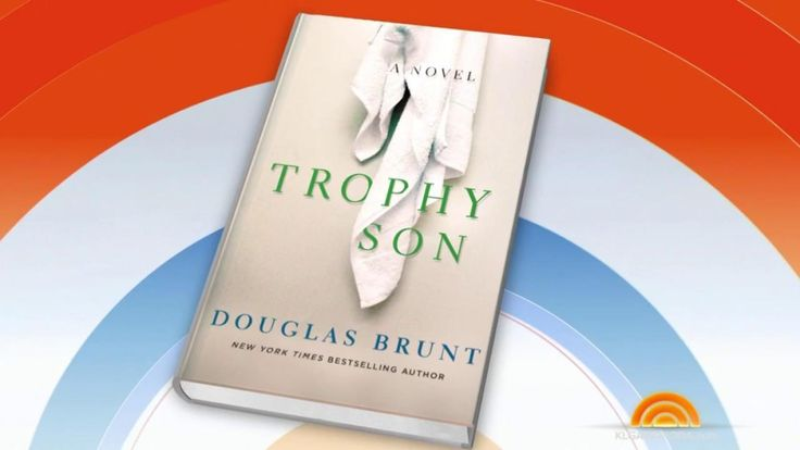 Douglas Brunt on his novel 'Trophy Son' and life with wife Megyn Kelly