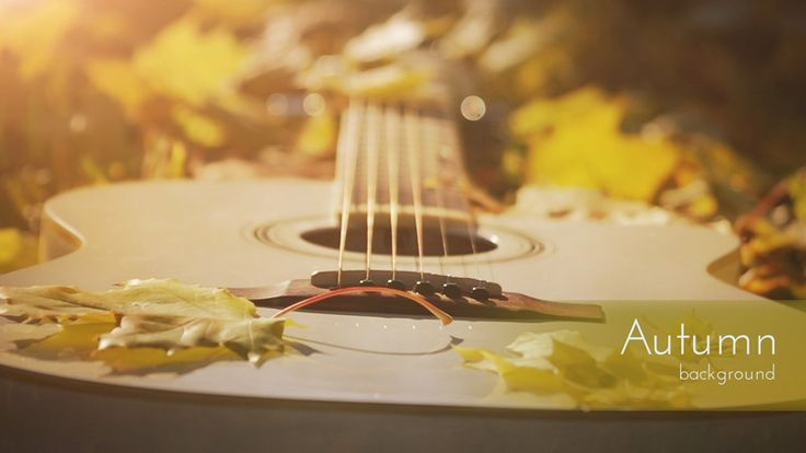 """Autumn Melody From """"Autumn"""" video collection."""