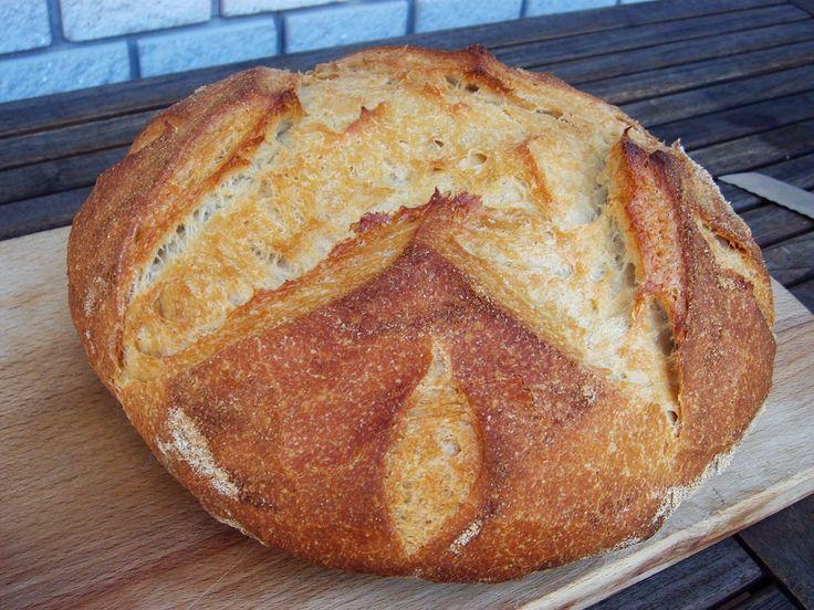 Nem vagyok mesterszakács: kovászos kenyér
