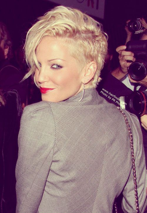 Short Celebrity Hairstyles 2012 - 2013 | 2013 Short Haircut for Women: