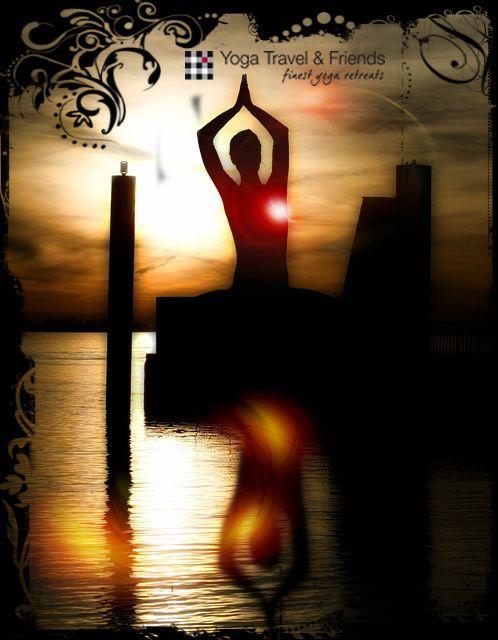 Ruhe & Entspannung finden mit Yogareisen von Yoga Travel & Friends