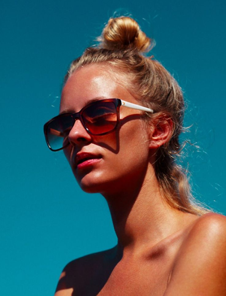 perfect tinted and mirrored shades for summer by Sheriff & Cherry