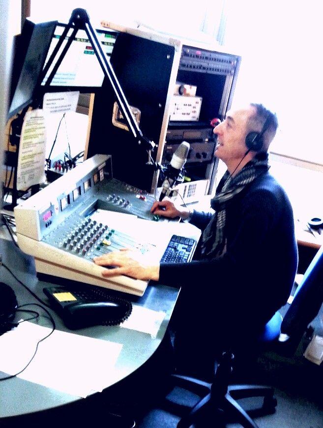 Stefano Facchini, radio stella.