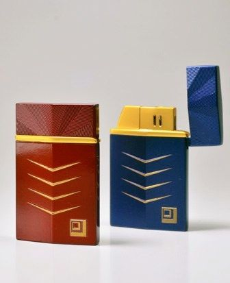 Cigarette Lighter by Unlike Design Co. for Godfrey Phillips India   2013