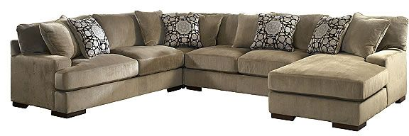 U Shape Sectional by Ashley Furniture Chicago