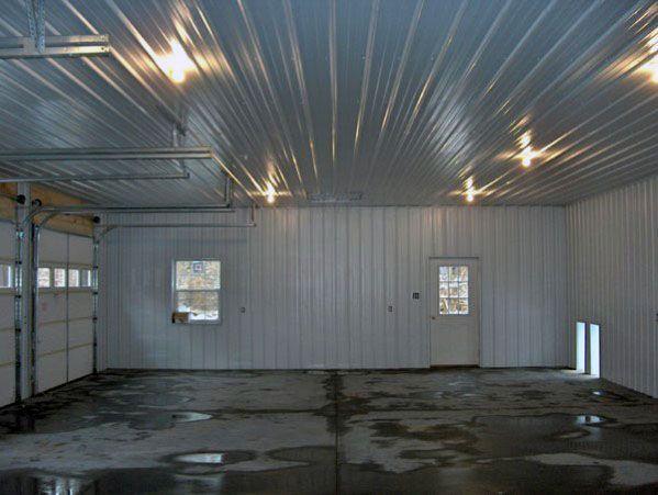 Top 40 Best Garage Decke Ideen Automotive Raum Interieur Design Deutsch Style Metal Interior Design Garage Interior Space Interiors