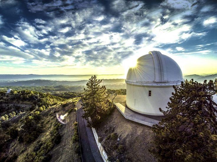 Lick observatory einstein