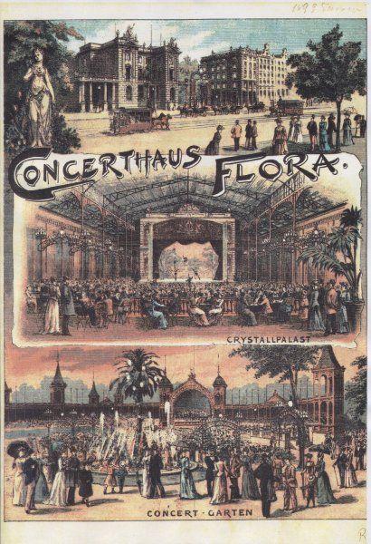 So fing es an:  1889 eröffnete im Hamburger Schanzenviertel das...
