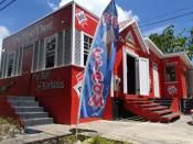 The Roti Den, Paynes Bay, St James, Barbados