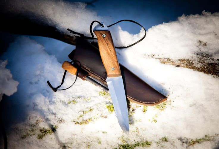 Bushcraft knife-  100% handsome.