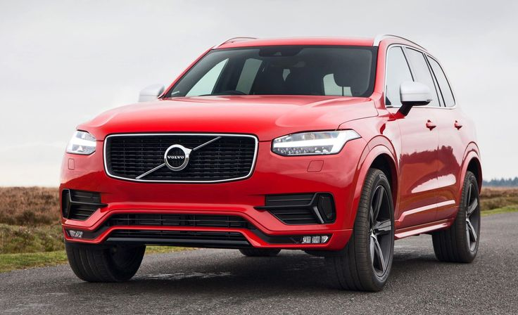2016 Volvo XC90 T6 Is STUNNING In Person: Worlds-Best Cabin and Q7-Smacking Exterior Beauty, 2016 Volvo XC90 T6 AWD Inscription, 2016 Volvo XC90 Colors